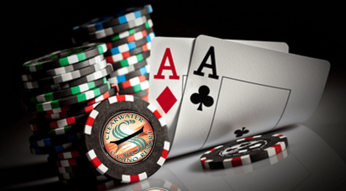 Easy methods to Be In The highest With Casino