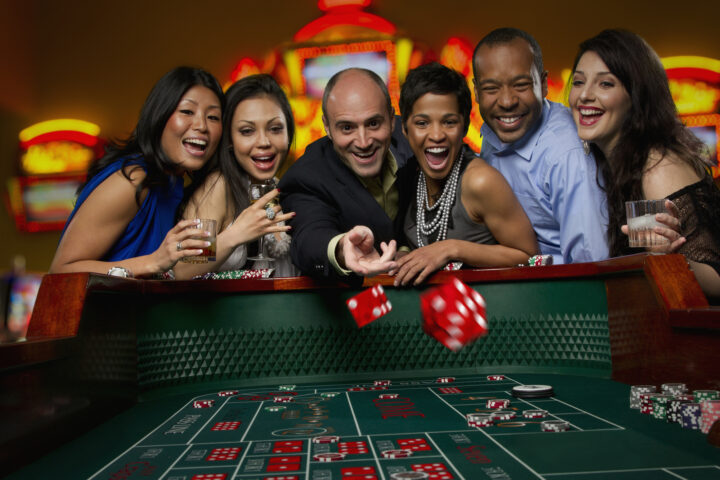 How you can Take The Headache Out Of Gambling